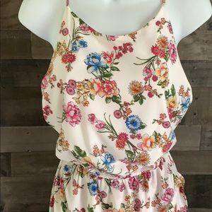 Misses Floral Dress
